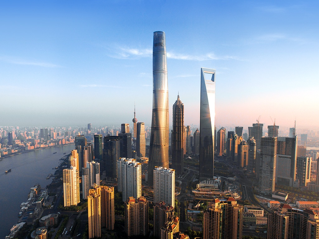 Gensler - Shanghai Tower