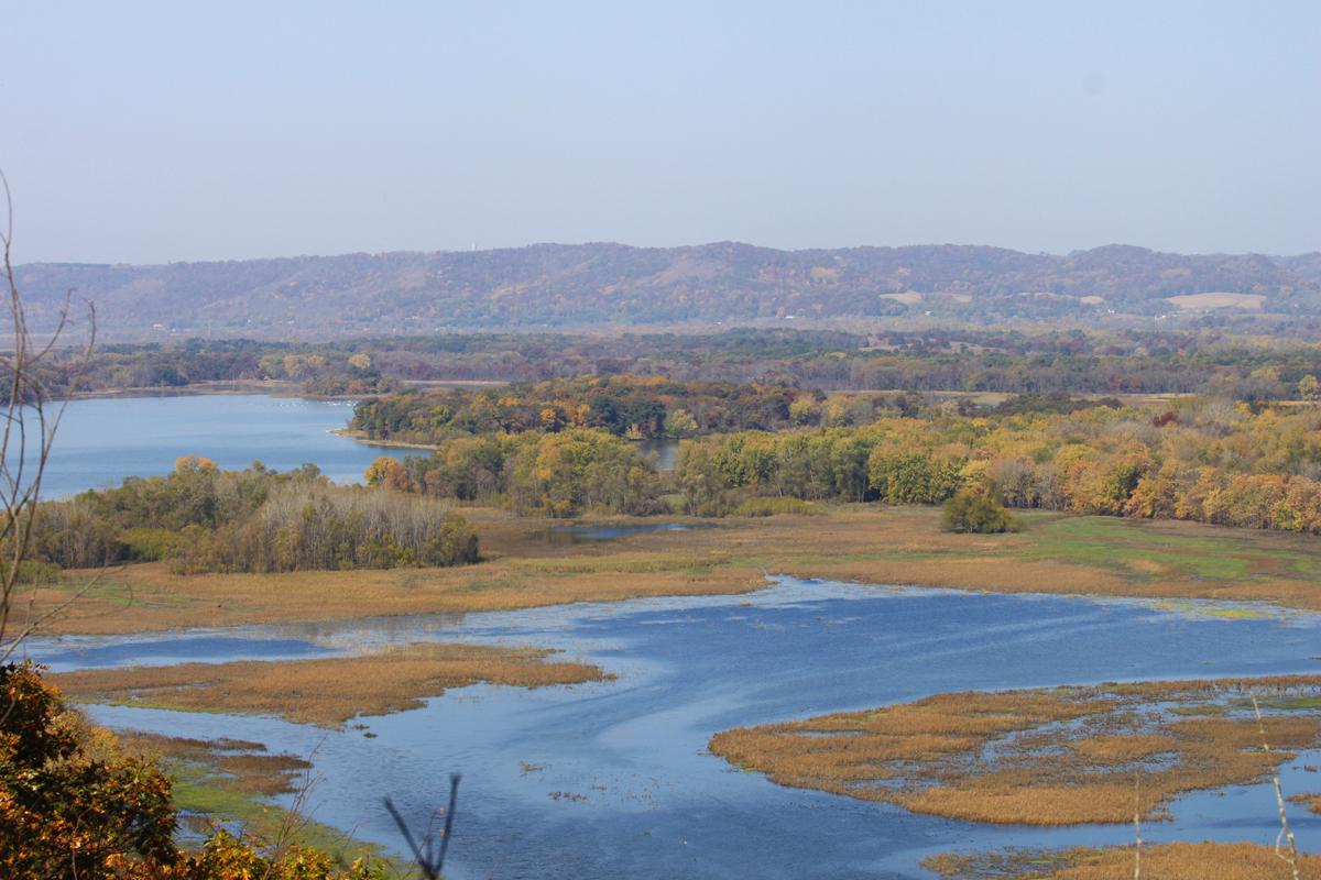 Perrot Park Mississippi River